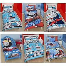 thomas the tank engine bedding single