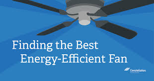 energy efficient fans finding the best