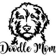 Other Doodle Mom Vinyl Decal With Transfer Tape Poshmark