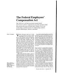 pdf federal employees pensation act