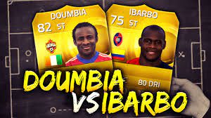 FIFA 15 - DOUMBIA VS IBARBO RTG #6 - FIFA 15 ULTIMATE TEAM - YouTube