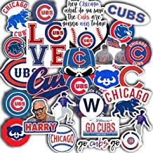 Amazon Com Cubs Stickers