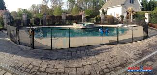 Protect A Child Pool Fence Company History Pool Pool Fence Mesh Pool Fence