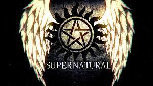 hd wallpaper supernatural logo wings