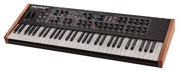 Dave Smith Instruments Sequential Prophet Rev2 16-Voice Synthesizer |  KraftMusic.com