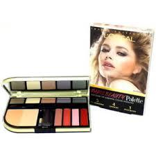 paris beauty palette makeup set travel