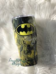 Batman 30oz Tumbler Cups Diy Yeti Cup Designs Glitter Tumbler Cups