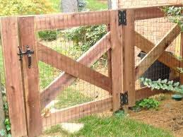 Wood The Fence Company Llc Backyard Fences Garden Gates Fence Design