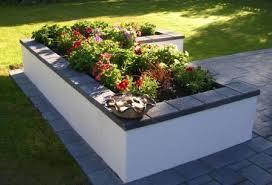 portfolio cinder block garden