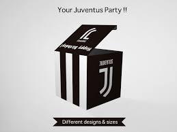 Juventus Party Birthday Set Kit Party Supplies Deco Juventus
