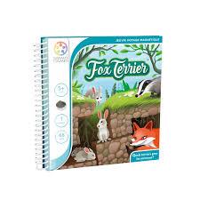 Casse-tête Fox Terrier Smartgames pour enfant de 5 ans à 10 ans - Oxybul  éveil et jeux