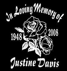 In Loving Memory Of Decal Rose Roses Custom Name Date Vinyl Car Sticker Ebay