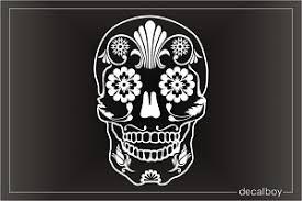Skulls Decals Stickers Decalboy