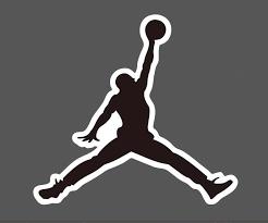 Michael Jordan Vinyl Sticker Wholesale Skateboard Bumper Car Sticker