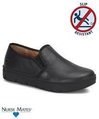 Nurse Mates Adela Nursing Shoe, Slip On Nursing Shoes