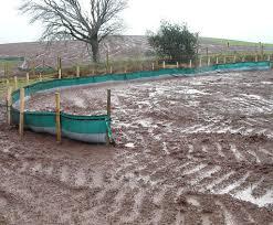 Terrastop Premium Silt Erosion Control Fence Hy Tex Esi External Works