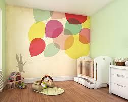 balloon fun wallpaper mural