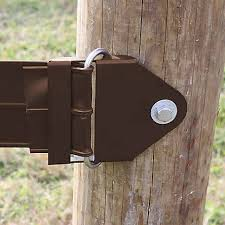 Sure Hook Termination Bracket Brown At Tractor Supply Co
