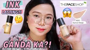 the face makeup base review philippines