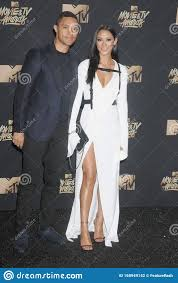 Jordyn Taylor & Trevor Noah Editorial Photography - Image of celebrities,  movie: 168949142