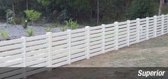 Superior Horizontal Slat Vinyl Fence Jpg 635 300 Garden Fencing Fence Design Backyard Fences