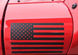 Freedom Edition Wrangler Flag Decal 6ag92rxfaa