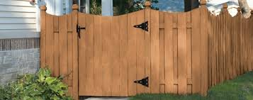 Staining Siding And Fences Cabot