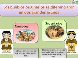 Presentacion pueblos nomadas y sedentarios