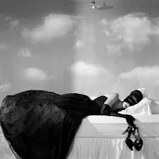 Rodney Smith | Zoe with Mask | Available for Sale | Artsy