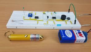 laser security alarm 2yamaha