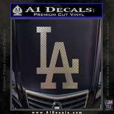 La Dodgers Classic Decal Sticker A1 Decals