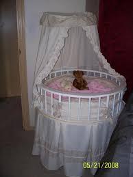 badger basket elite oval baby bassinet