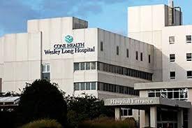 Wesley Long Hospital - where I was born | Hospital, Orthopedic surgery,  Locations