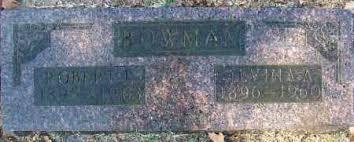 BOWMAN, ALVINA A - Baxter County, Arkansas | ALVINA A BOWMAN - Arkansas  Gravestone Photos