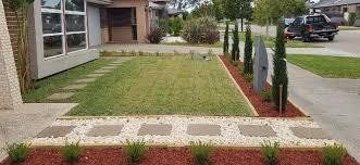 landscaping garden maintenance tree