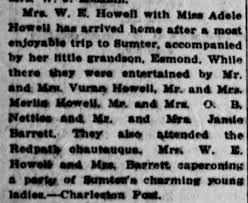 Clipping from The Watchman and Southron - Newspapers.com