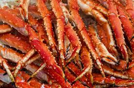 Jumbo King Crab Legs shipped free when ...