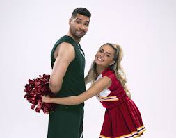 Amber Davies and Louis Smith To Star In BRING IT ON THE MUSICAL ...