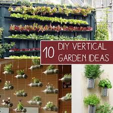 10 easy diy vertical garden ideas off