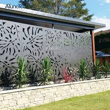China Alunotec Custom Decorative Metal Fence And Fence Gate China Fence And Fence Gate And Aluminum Flower Fence Price