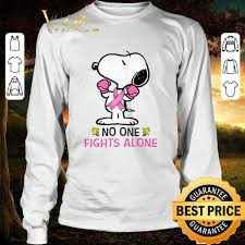 hot snoopy no one fights alone t