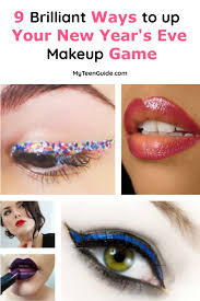 9 ways to up your new year s eve makeup