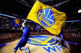 golden state warriors flag nba