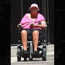 Abby Lee Miller Seen Outside Her Rehab Center as She Battles Cancer