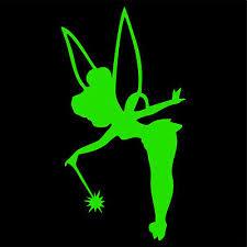 Tinkerbell Decal Sticker Choose Color Size Disney Peter Pan Window Yeti Ebay