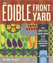 the edible front yard the mow less