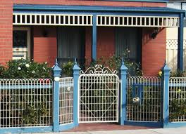 Gates Woven Wire Fencing Architectural Hardware Product Range Subiaco Restoration