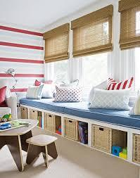 Kids Storage Bench Contemporary Boy S Room Samantha Pynn