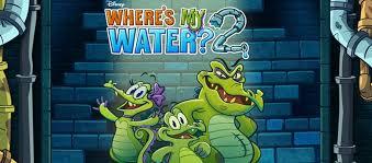 มาแล ววว where s my water 2 ภาคต อมาแล ว