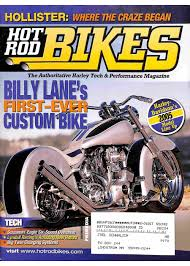 hot rod bikes magazine december 2005